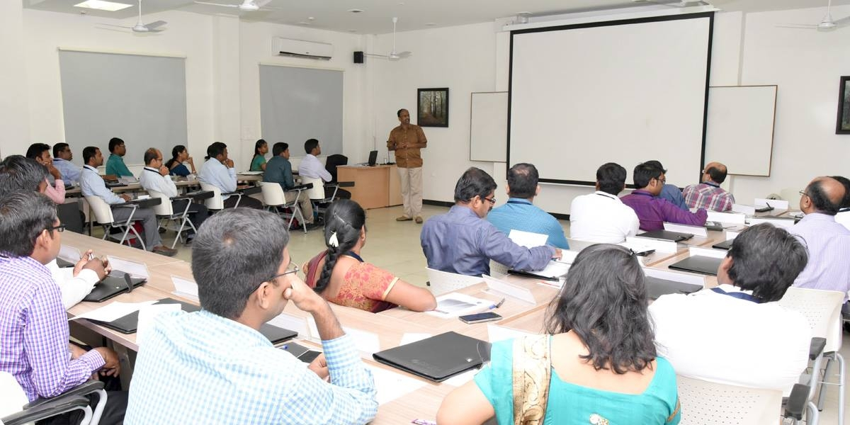 Four days Faculty Induction Programme for 40- Facilities (June 13 to June 16, 2016) @ KCT BS Training centre