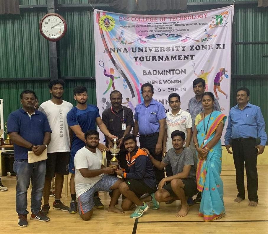 Championship in Badminton and Tennis