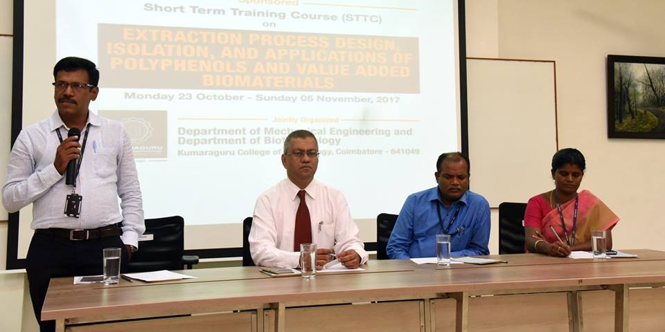 Short Term Training Course (STTC)
