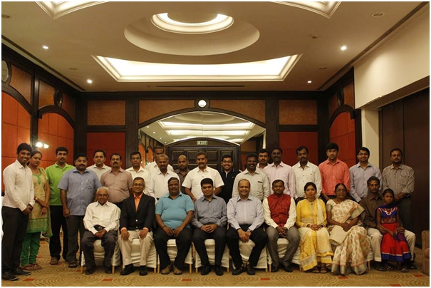 KCT has hosted a dinner to facilitate our distinguished Alumni Mr.Prasana IAS