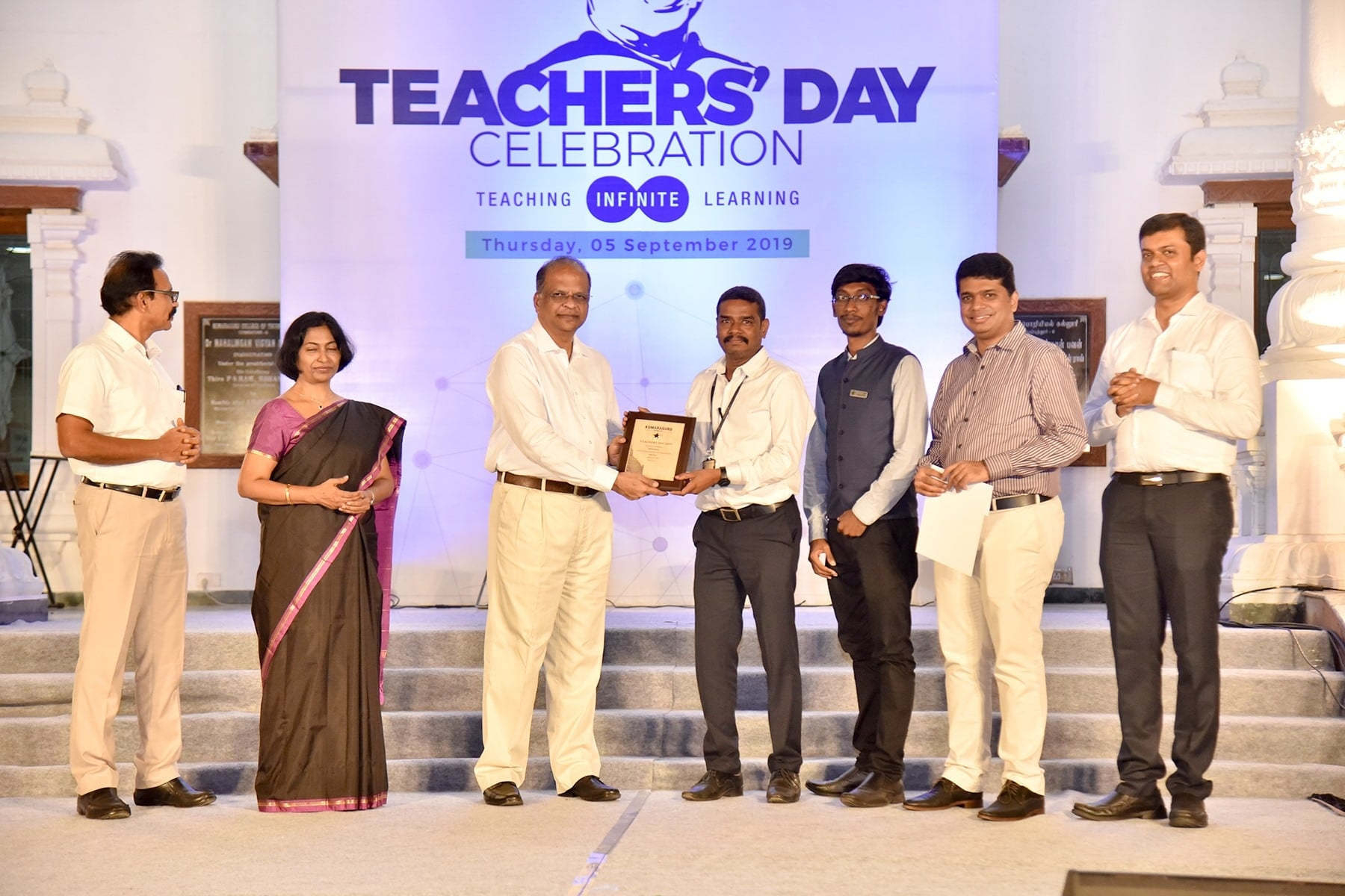 Teachers Day Celebrations