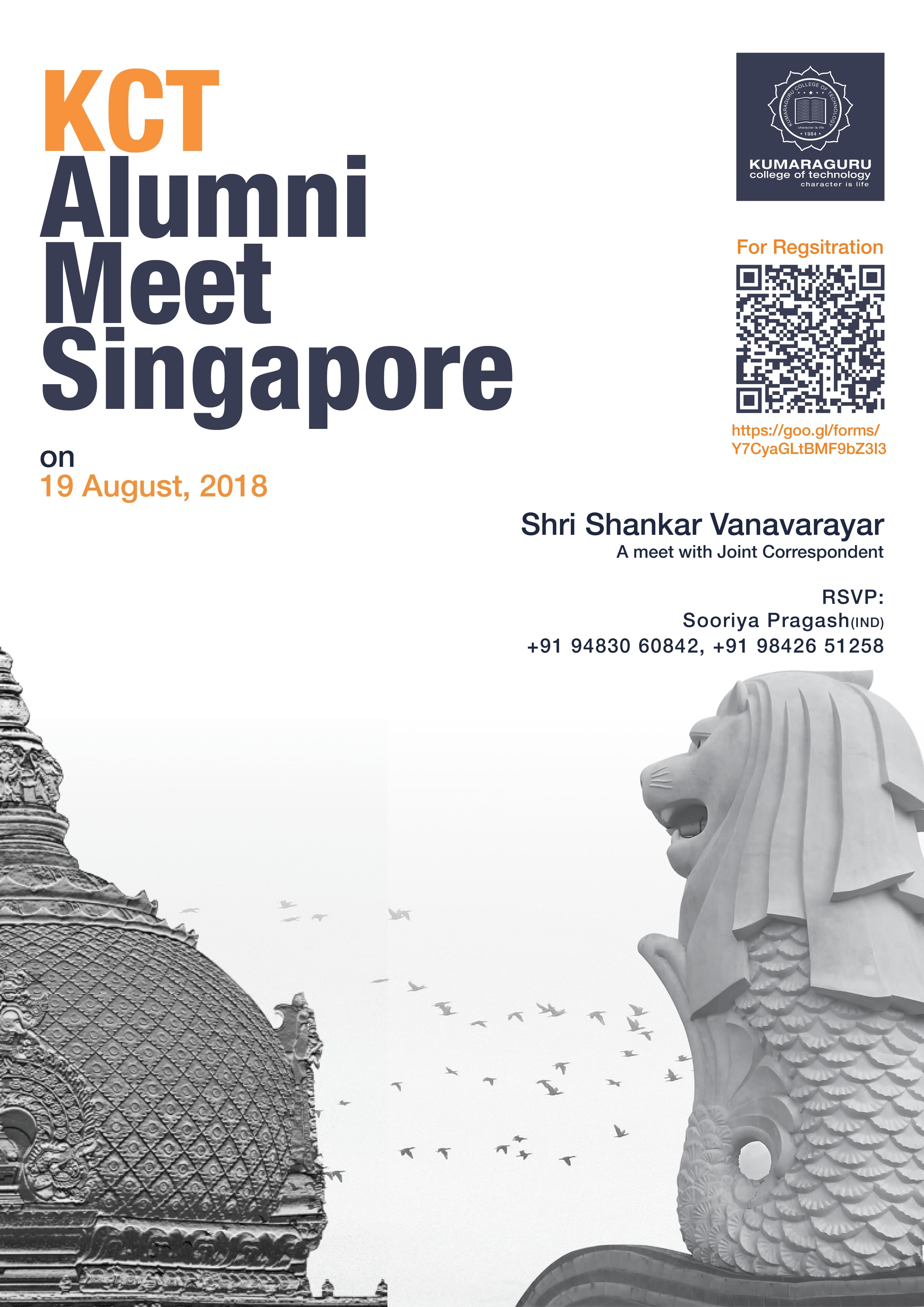KCT Alumni Meet Singapore