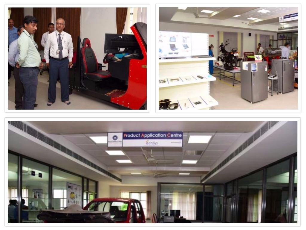 Product Application Centre- Inauguration