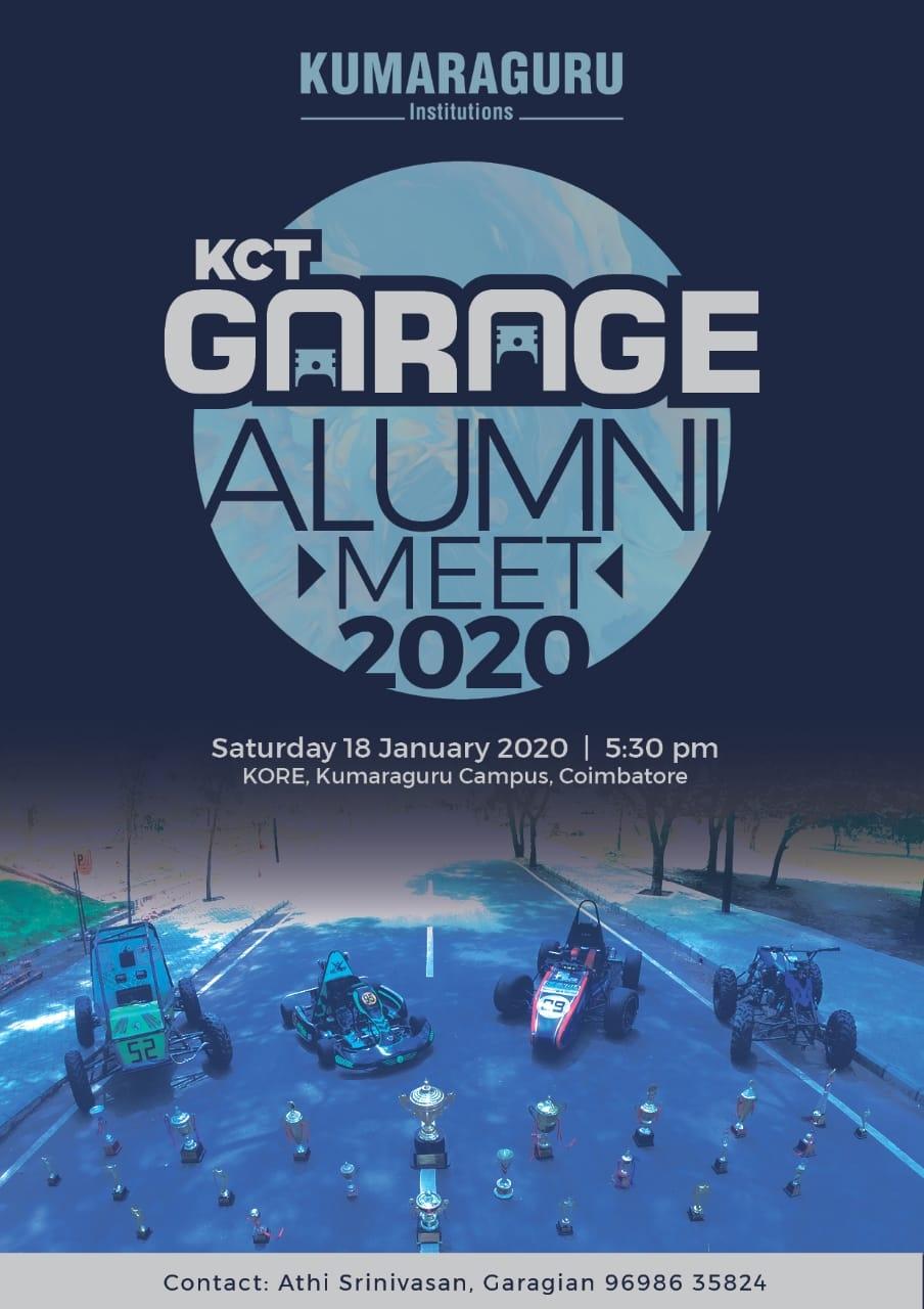 Garage Alumni Meet 2020