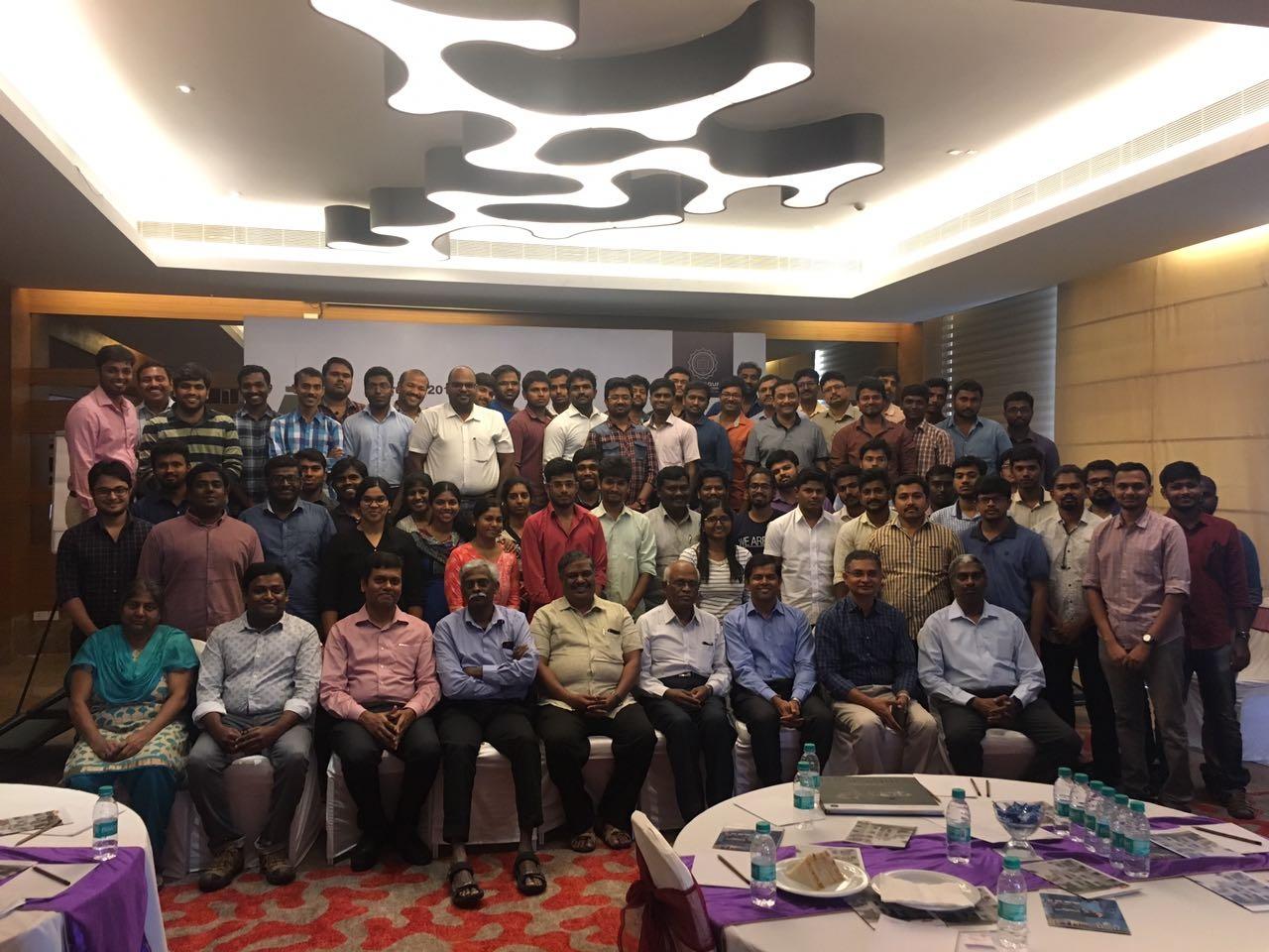 Chennai Chapter Launch & Career Enhancement Drive