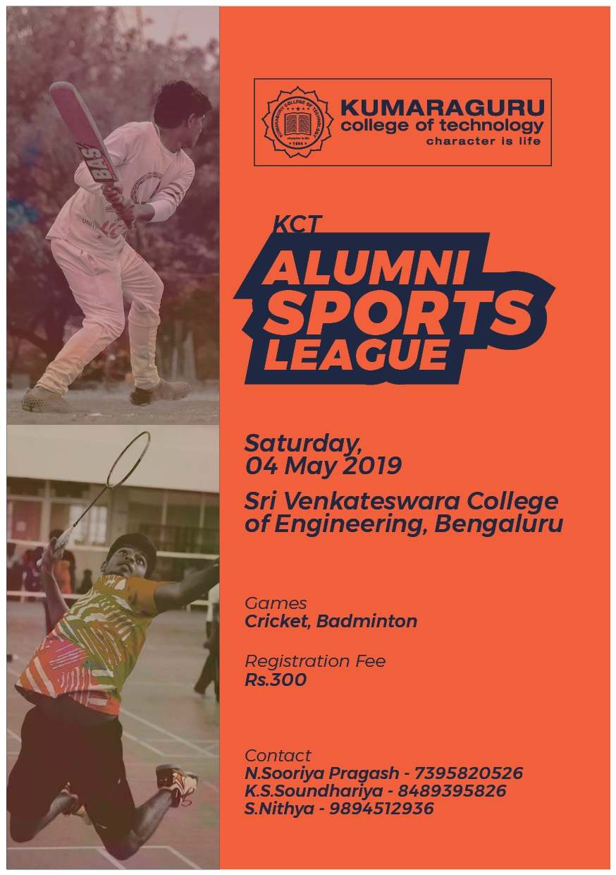 Alumni Sports League - Bengaluru