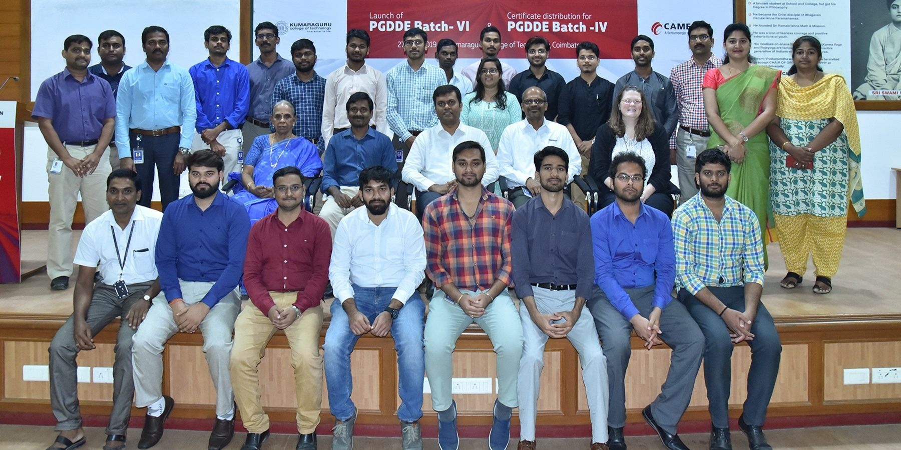 Launch of Batch-6 PGDDE Programme