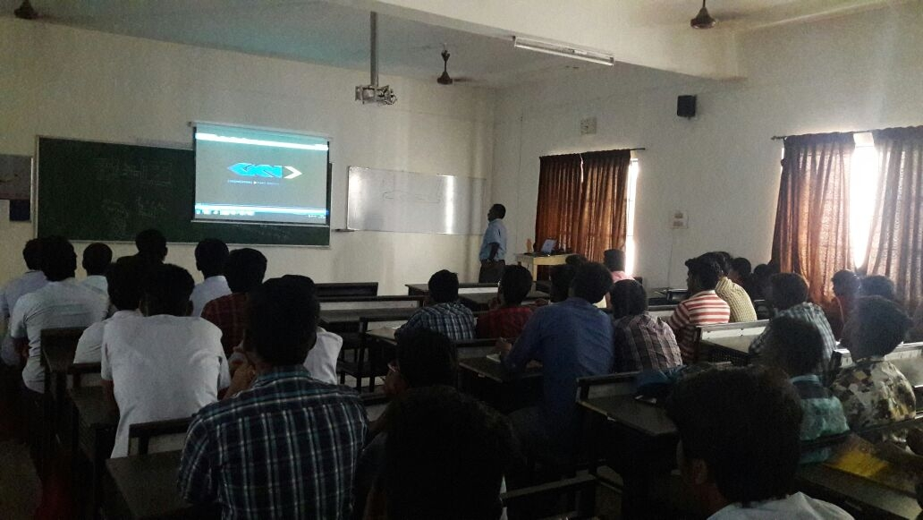 Tech Lecture on Aerospace manufacturing